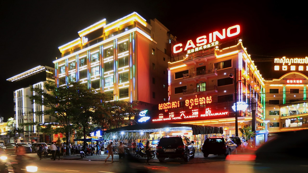 5 Ways To Online Casino Without Breaking Your Financial institution